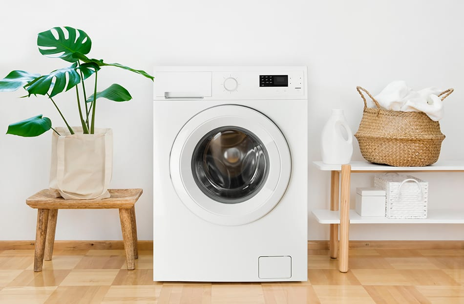 Dream of a washing machine