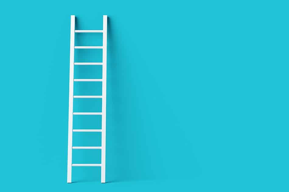 Dream of a white ladder