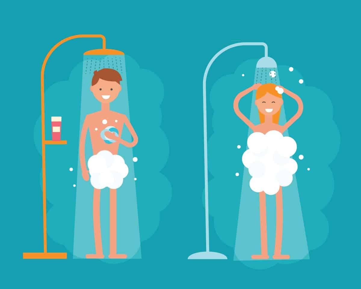 Shower Dream Symbolism