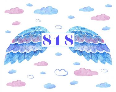 818 angel number meaning