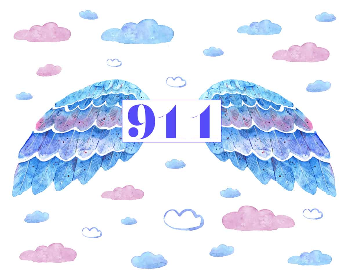 What Does It Mean to See the Angel Number 911?